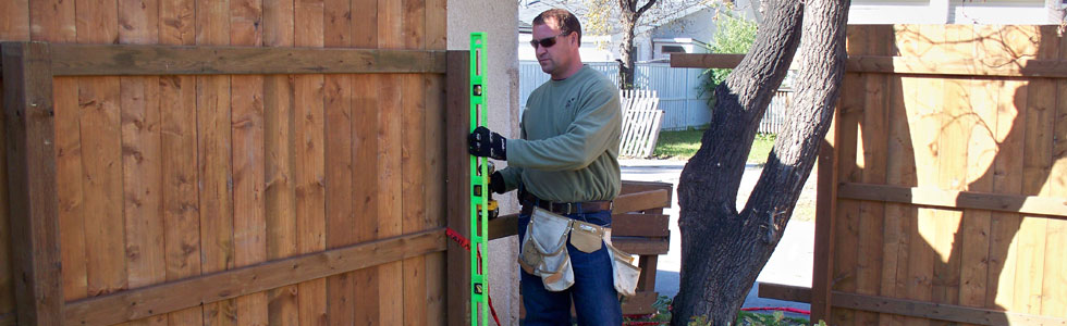 Gate & Fence Repairs - Call John for Details at 204 291.7778